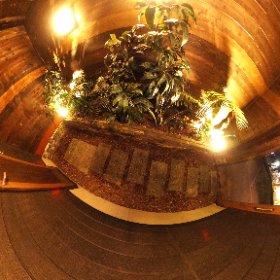 【神栖市】自然派個室DINING 中華きしん  #安心・安全・健康 #新感覚中華 #VIP室への裏口通路・人目に付かずご入店が可能です #神栖 #Locoty #theta360