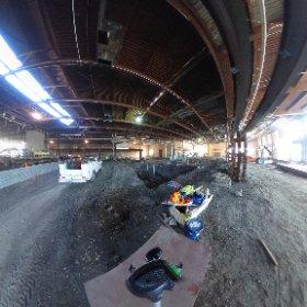 Interior of new Stateline YMCA Ironworks Campus.