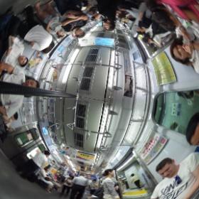 Shibuya metro station Tokyo. @elenamazzotta