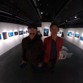 佐藤 信敏 写真展 「つばくろ」 みんなの知らないツバメの世界 銀座ニコンサロン #theta360