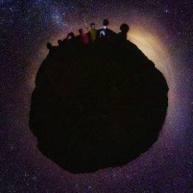 Céu Estrelado na Serra do Cipó