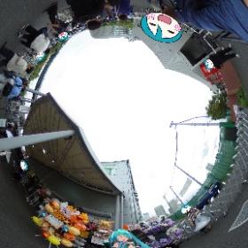 素敵な花輪のジャパリパークへようこそ! #Miku360 #theta360