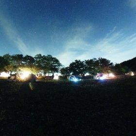 蛍エフェクト #firefly3d #theta360