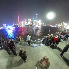 The Bund #theta360