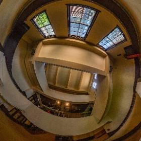 中山堂.樓梯
