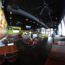 Who's looking for #cincodemayo party places? Try @redpepperatl #atlfoodie #theta360
