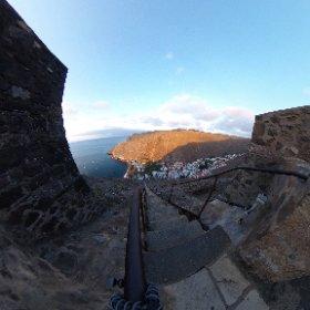 Jacob's Ladder(セントヘレナ島)
