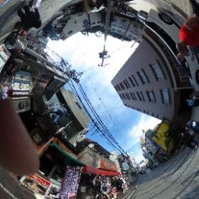 横須賀どぶ板通り@横須賀 Yokosuka Dobuita Street@Yokosuka  #横須賀どぶ板通り  ドイツ式カイロプラクティック逗子整体院 www,zushi-seitai.com  #theta360