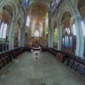 Auxerre cathédrale St-Étienne