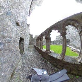 fore abbey co westmeath #theta360