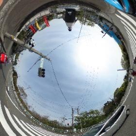Ayashi Musium 2 #bike #izu #sky #road #theta360