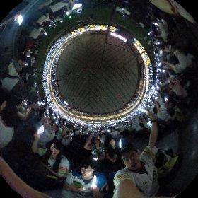 #鷹の祭典 #firefly3d #東京ドーム #tokyo ##THETAのある生活 #ソフトバンクホークス #theta360