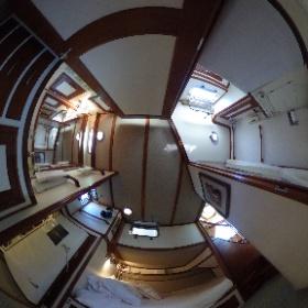 51' Dettling Guest Stateroom #theta360