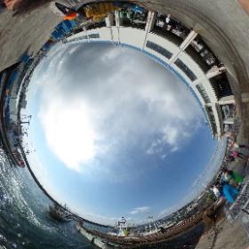 神戸市漁協の本部がある垂水漁港 いかなごが随時水揚げされてます。 #大阪湾 #幸内水産 #いかなご