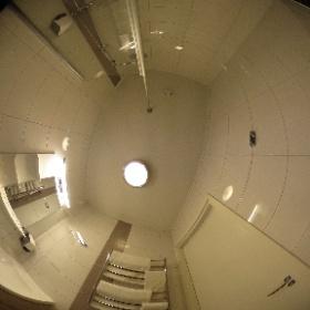 Lapin Satu room #11 toilet #theta360