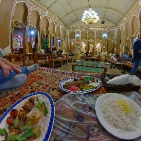Khane Dohat Yazd Iran #theta360