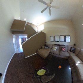 851 Woodcreek Way - Living Room