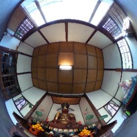 #tokyo #japan #setagaya # temple #九品仏浄真寺 #Joshinji #theta360