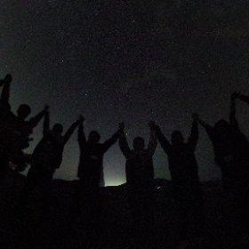 五島列島・福江島で鬼岳星空ナイトツアーに参加。#日本の国境に行こう #アイランドホッピング #福江島