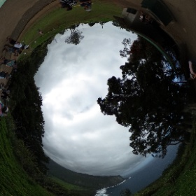 360 Photo 13 of our #HawaiiTrip December 31, 2019. Waipi'o Valley overlook (after our horseback ride in the valley)  #RememberingJeri  #theta360