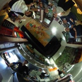 Metro Arts in Brisbane #theta360