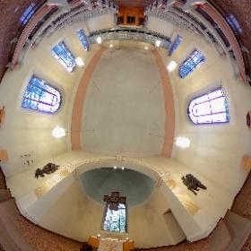 Kirche des Evangelischen Diakoniewerks Zoar in Heidesheim