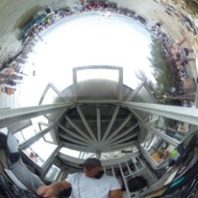DJ Bob! #theta360