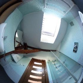 Přívozská 949/12, WC,Sprcha - místnost 1 / 3.podlaží #theta360