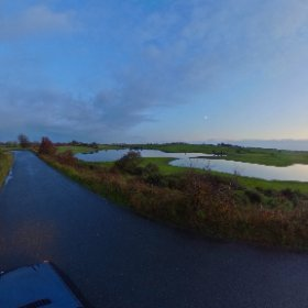 the fields of Moylough #rain3d #theta360 #theta360uk