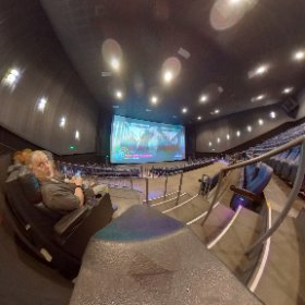 IMAX MEGAPLEX Valley Fair Mall, West Valley UT #theta360