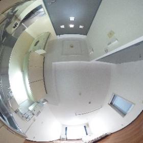 ル・ノール白石駅前Ⅱ306号室(1R・Bタイプ)モデル・キッチン