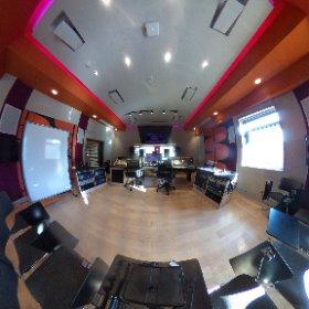 Studio 1 - Control Room