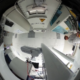 HCS Pharma HAPIx - A close view #theta360