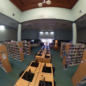 Pacifica High School - Library view 3