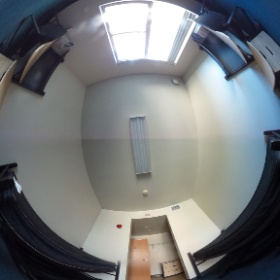 Riverview suite bedroom #theta360
