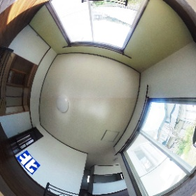 鹿児島市花野光ヶ丘2丁目【売家】木造2階建3SLDK全面改装済1,983万円 #theta360