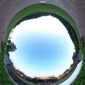 おはようございます!!いよいよJOIN ALIVE 1日目となりました!!本日の天候は晴れ 最高気温32度の予報です!体調管理気をつけてお楽しみくださいね!!間も無く駐車場オープン!!写真は今朝のROSE STAGE!皆様のご来場おまちしております!! #theta360