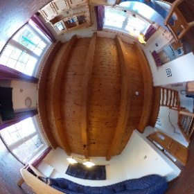 Ferienhaus Seewiefken #theta360 #theta360de