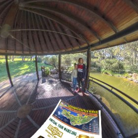 360 spherical Jake visiting from South Australia at Water Garden Pavilion Kings Park WEST AUSTRALIA, visitor page  https://linkfox.io/R2nv7 BEST HASHTAGS  #WaterGardenPavilion  #KingsParkWA   #PerthCity    #WaTourism #Butterfly3d #theta360