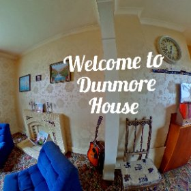 Welcome to Dunmore House #airbnbgalway #craicingalway #theta360