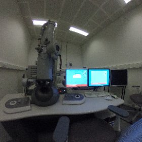 Take a tour of the @EMSTP @TheCrick - the FEI Twin transmission electron microscope