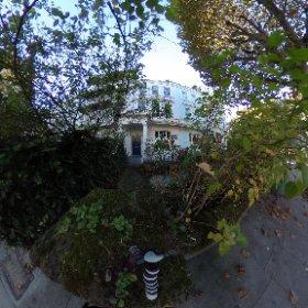 3 Chalcot Square,  London.  #SylviaPlath #theta360