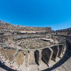 Rome Colosseum #italy #theta360 #theta360fr