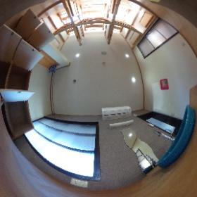 360度写真を撮影してみました! Mランド 男性レギュラー宿泊施設 一無 室内写真