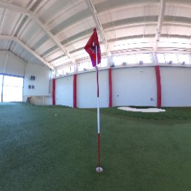 Take a complete 360-degree spin around Ohio State's indoor golf facility!
