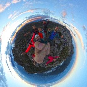 Pôr do sol no Pico do Couto #pni #itatiaia