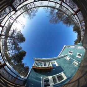 Lapin Satu terrassi #theta360
