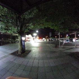 本日はこちらで車中泊! 明日は姫路城を調査撮影するぞ!
