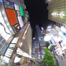 ゴジラを探せ #ゴジラロード #新宿 #歌舞伎町