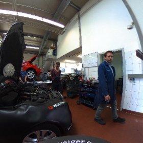 Auto Schweiger in Reichertshofen #theta360